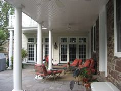 Outdoor Living - covered patio