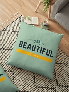 Life is all about balance, if you know what I mean. • Millions of unique designs by independent artists. Find your thing. Floor Pillows, Throw Pillows, Cyclists, Mask For Kids, Cotton Tote Bags, Book Lovers, Cushions, Artists, Flooring