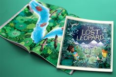 The Lost Leopard is an epic odyssey book written by Jonny Marx and illustrated by Xuan Le. Xuan Le is a freelance illustrator born in Ho Chi Minh City, Vietnam. She studied fashion design and graphic design and has many years of experience working on children's books and magazines for local and foreign publishers. #childrensbookillustrators Creative Book Cover Designs, Creative Kids, Freelance Illustrator, Great Books, Childrens Books, Illustrators, Flora, Ho Chi, Graphic Design