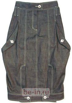 Denim Fashion, High Fashion, Womens Fashion, Denim Top, Denim Skirt, Deconstruction Fashion, Gamine Style, Patchwork Jeans, Plates