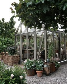 There is no more hurdle to know how to do greenhouse gardening? Greenhouse gardening is only possible in the best climatic conditions and weather variables. Indoor Greenhouse, Backyard Greenhouse, Small Greenhouse, Greenhouse Ideas, Underground Greenhouse, Homemade Greenhouse, Portable Greenhouse, Formal Garden Design, Low Maintenance Garden