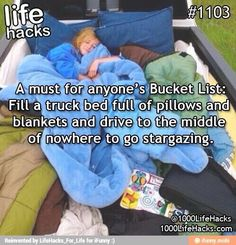 Image result for cool life hacks for the camper with kids