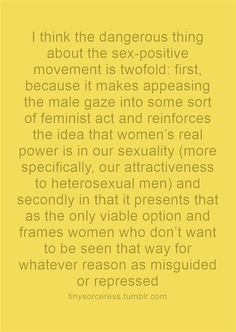 """A male therapist can pathologize a female client for responding unfavourably to his """"flattering"""" sexual suggestions."""