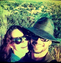 Robi Draco Rosa y Angela Alvarado ♥