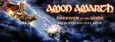 ALBUM REVIEW:  AMON AMARTH - Deceiver of the Gods
