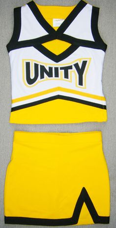 Custom Cheerleading Uniforms on Sale from Cheer Etc. View our catalog.