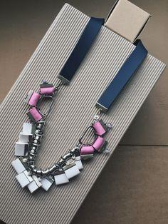 ZOI Side Fan Soft Drape Necklace //INDIPINK, sgd 45