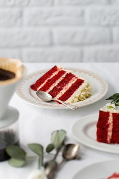 Red velvet cake, Food and Cook