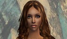 """Kirsten"" #adriannasimmie #sugahsplace #downloads #modelingagency #TS2 #model #sims2"