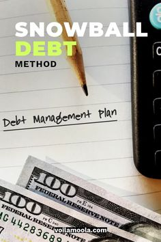 Have you heard about the snowball debt method? Let's talk about the snowball debt method. Debt Repayment, Debt Payoff, Debt Snowball Worksheet, Financial Guru, Pay Debt, Life On A Budget, Paying Off Student Loans, Get Out Of Debt, Dave Ramsey