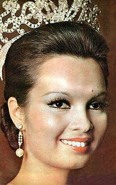 Maria Margarita Moran - Philippines - Miss Universe 1973