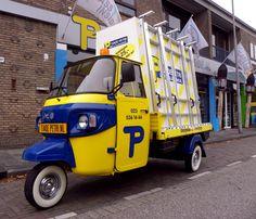 Piaggio Ape, Vespa Lambretta, Vintage Posters, Image Search, Transportation, Trucks, Vehicles, Action, Adventure