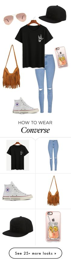"""Concert at festival"" by beauty-lays-within on Polyvore featuring Glamorous, Converse, Casetify, Ray-Ban, Billabong, Summer, contest, casualoutfit and 2016"