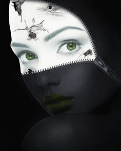 Hidden Wounds - Limited Edition of 1 Photograph Fine Art Photography, Portrait Photography, Conceptual Photography, Waterfall Paintings, Paper Artist, Lovers Art, Buy Art, Saatchi Art, Original Art