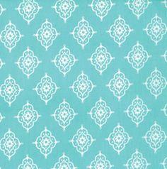 Lily Ashbury - Tradewinds - Ornament - Aqua