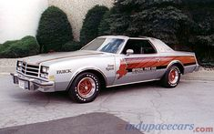 Buick Century Turbo Pace Car Best Muscle Cars, American Muscle Cars, Cool Car Pictures, Car Pics, Buick Grand National, Buick Century, Buick Skylark, Gm Car, Buick Regal