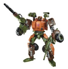 Transformers Generations Voyager class Roadbuster