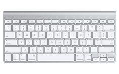 Apple Wireless Keyboard - Jonathan Ive - 2008