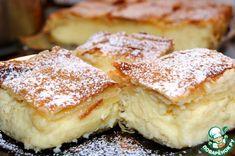 Бугаца-традиционный греческий пирог с кремом. Обсуждение на LiveInternet - Российский Сервис Онлайн-Дневников