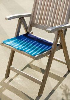 Sitteunderlag Folding Chair, Furniture, Knitting, Home Decor, Stapler, Threading, Decoration Home, Tricot, Room Decor