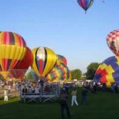 Walla Walla, WA Annual Balloon Stampede!