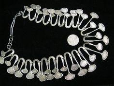 Superb Modernist Hand made Mid Century Signed Necklace Scandinavian c 1960   eBay