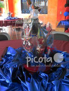 Spiderman Party  ventas@picota.com.mx
