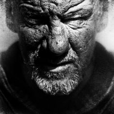 Homeless Portraits by Lee Jeffries - Bolton - May 15, 2008