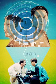 everything is connected - Dirk Gently's Holistic Detective Agency