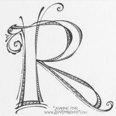 Hand Lettering Alphabet, Doodle Lettering, Alphabet Art, Creative Lettering, Lettering Styles, Calligraphy Letters, Typography Letters, Letter Art, Lettering Design