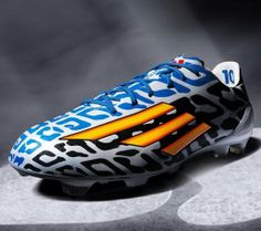 new style 6e55f f14c2 Another pair of the Adidas Battle Pack cleats. Messi Cleats, Soccer Cleats,  Best