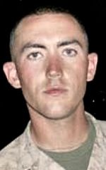 Marine Sgt David J. Smith, 25, of Frederick, Maryland. Died January 26, 2010, serving during Operation Enduring Freedom. Assigned to 4th Light Armored Reconnaissance Battalion, 4th Marine Division, U.S. Marine Forces Reserve, Camp Pendleton, California. Died of wounds sustained from hostile fire during combat operations in Helmand Province, Afghanistan.