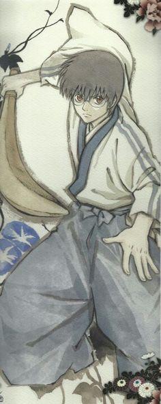 Gintama ~~ Shimpachi