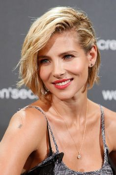 Elsa Pataky. I love that hair!!!
