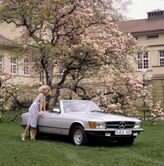 Mercedes-Benz Classic - SL 107 model series - :))