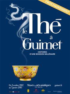 Une exposition et un cycle de films dédiés au thé ! En novembre 2012 au Musée Guimet.