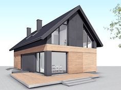 Weekend House, Minimal Home, Model Homes, Home Projects, My House, Architecture Design, Minimalism, House Plans, Sweet Home