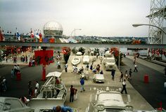 Highway 86 at Expo 86 West Coast Canada, Vancouver Bc Canada, Cool Art, Fun Art, Frozen In Time, World's Fair, Places Of Interest, Back In The Day, View Image