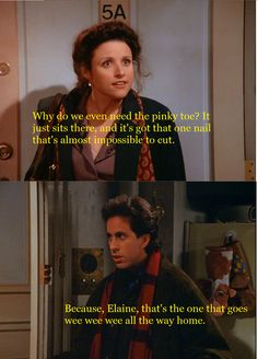 Seinfeld. The level of sarcastic dialogue on this show has yet to be matched. :)