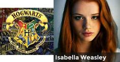 Isabella Weasley | Hogwarts life! girls only (long results)