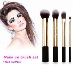 Makeup Audacious Hottest 1 Pc Hot Women Lady Beauty Face Blush Powder Foundation Eye Shadow Silver Handle Cosmetic Large Brush Makeup Tools