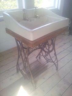 Industrial Reclaimed Ornate Vintage Freestanding Cast by EreWhile, £625.00