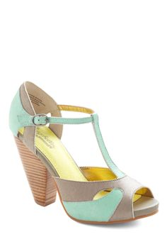 Apology Accepted talón de Seychelles - Azul, Gris, sólido, de alta, recorte, Zapato abierto por delante, fiesta, Pastel