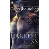The Darkest Kiss (Lords of the Underworld, Book 2) (Mass Market Paperback)By Gena Showalter