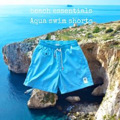 Our Aqua swim shorts are a Summer favourite.