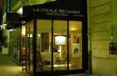 Le Figaro - Le Cigale Récamier : Restaurant Bistrots - Brasseries - Auberges sur 75007 Paris avec Figaroscope