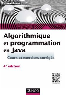 Livre PDF gratuit [ Algorithmique et programmation en JAVA ]