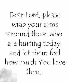We all need a hug!