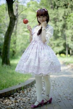 Heck Yeah! Lolita Fashion : Photo