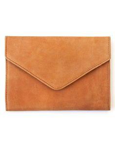 Tigist Leather Clutch
